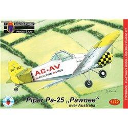 """Pa-25 """"Pawnee"""" over Australiaš - 1/72 kit"""
