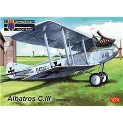 Albatros C.III Germany - 1/72 kit