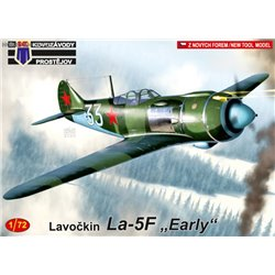 "La-5F ""Early"" - 1/72 kit"