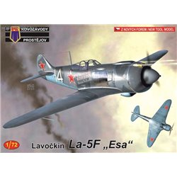 """La-5F """"Aces"""" - 1/72 kit"""