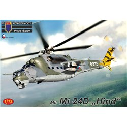 Mi-24 Warsaw Pact - 1/72 kit