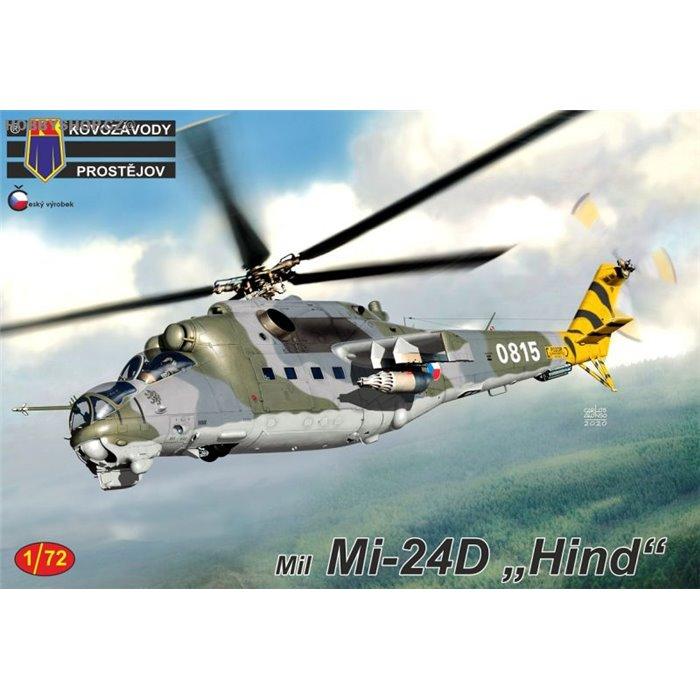 Mi-24 Warsaw Pact - 1/72 kit