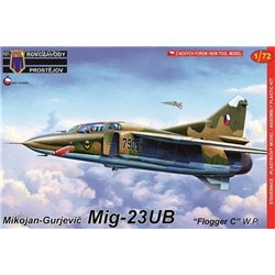 "MiG-23UB ""Flogger C"" Warsaw Pact"" - 1/72 kit"
