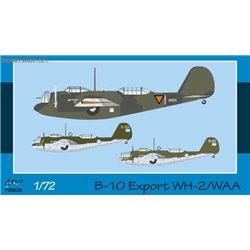 B-10 Export WH-2/WAA - 1/72 kit