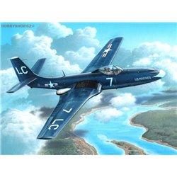 """FH-1 Phantom """"MARINES First Jet"""" - 1/72 kit"""