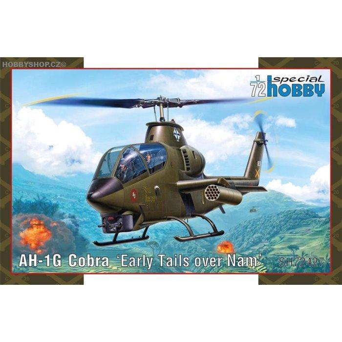 AH-1G Cobra 'Early Tails' - 1/72 kit