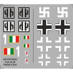 Fiat G.55 - 1/72 decal