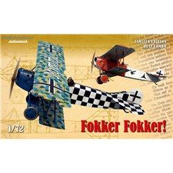 Fokker Fokker! - 1/72 kit