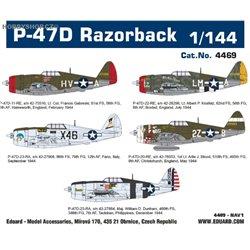P-47D Razorback - 1/144 kit