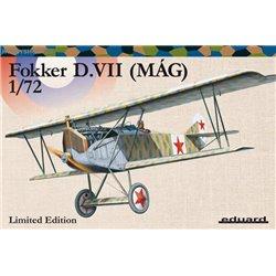 Fokker D. VII (MÁG) - 1/72 kit