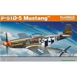 P-51D-5 ProfiPack - 1/48 kit