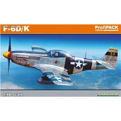 F-6D/K ProfiPack - 1/48 kit