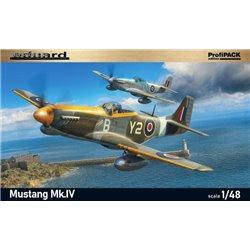 Mustang Mk.IV ProfiPack - 1/48 kit