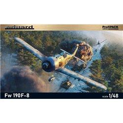 Fw 190F-8 ProfiPack - 1/48 kit