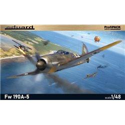 Fw 190A-5 ProfiPack - 1/48 kit