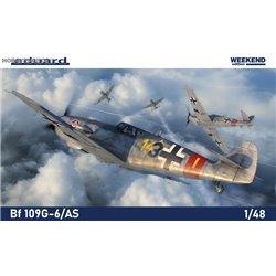 Bf 109G-6/ AS - 1/48 kit