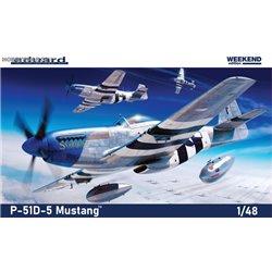 P-51D-5 - 1/48 kit