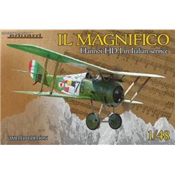 Il Magnifico Limited - 1/48 kit