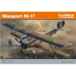 Nieuport Ni-17 ProfiPACK  - 1/48 plastic kit