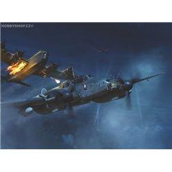 Bf 110G-4 - 1/48 kit