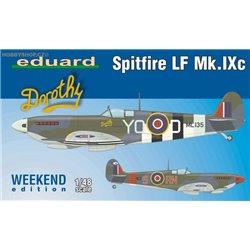 Spitfire LF Mk. IXc Weekend - 1/48 kit