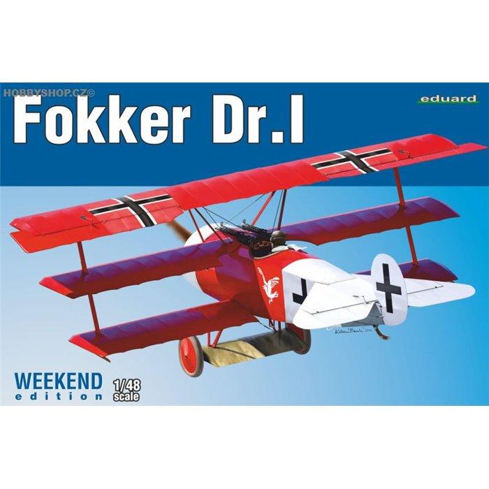 Fokker Dr.I Weekend - 1/48 kit