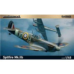 Spitfire Mk.IIb ProfiPack - 1/48 kit