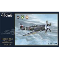 Tempest Mk.II 'Hi-Tech' - 1/48 kit