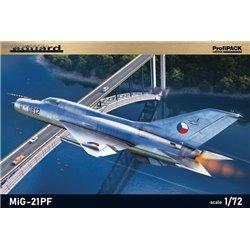 MiG-21PF ProfiPack - 1/72 kit