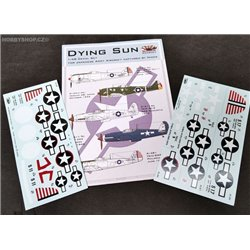 Dying Sun - 1/48 decal