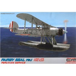 Fairey Seal Mk.I Peruvian Service - 1/72 kit
