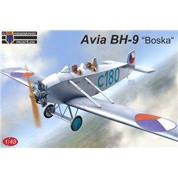 Avia BH-9 Boska - 1/72 kit