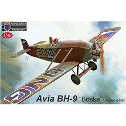 Avia BH-9 Boska Single seater - 1/72 kit