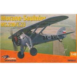 Morane-Saulnier M.S. 230 / C.23 - 1/48 kit
