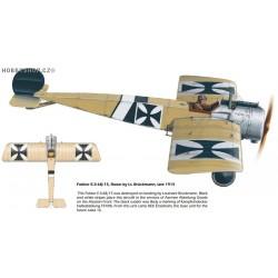 Fokker Eindecker Weekend - 1/48 kit
