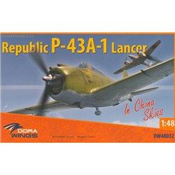 Republic P-43A-1 Lancer - 1/48 kit