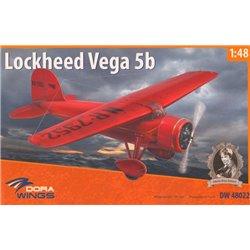 Lockheed Vega 5b - 1/48 kit