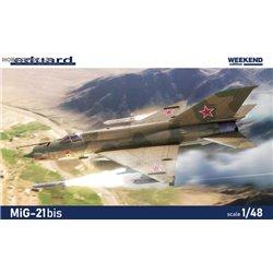 MiG-21bis Weekend - 1/48 kit