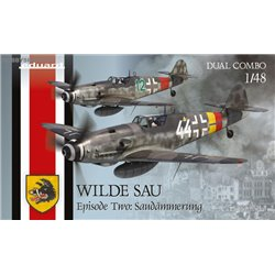 WILDE SAU Episode Two: Saudämmerung Limited - 1/48 kit