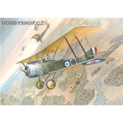 Sopwith 1 1/2 Strutter 2 seat fighter - 1/48 kit