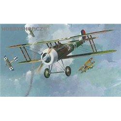 Nieuport 28c1 - 1/48 kit