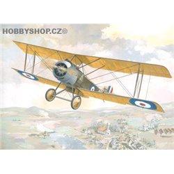 Sopwith 1 1/2 Strutter 1 seat bomber - 1/48 kit