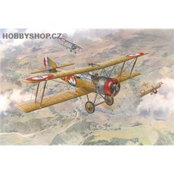 Sopwith 1 1/2 Strutter 1B1 French bomber - 1/48 kit