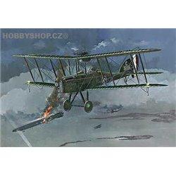 RAF BE 12b - 1/48 kit