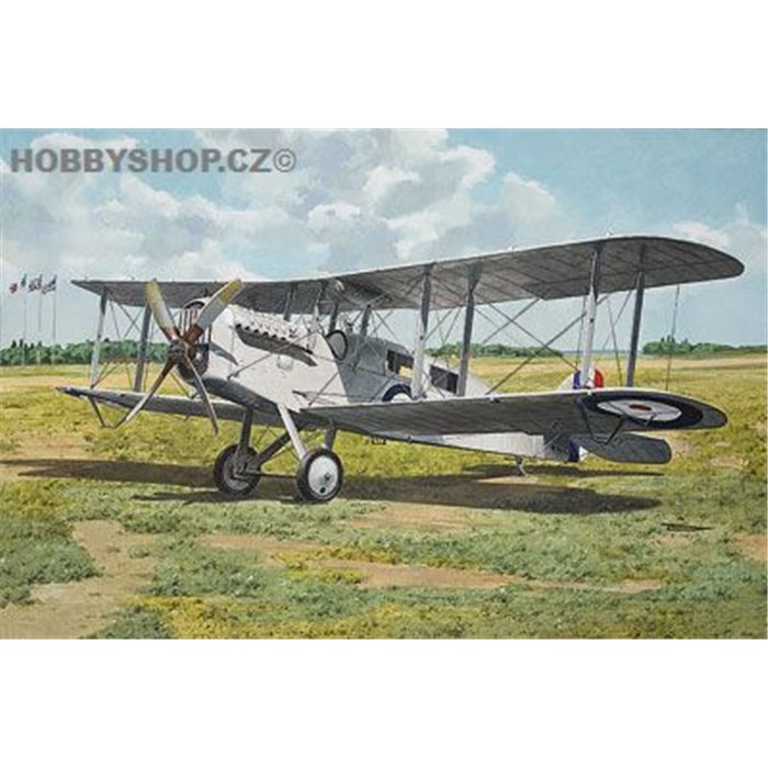 De Havilland D.H.4a (passenger) - 1/48 kit