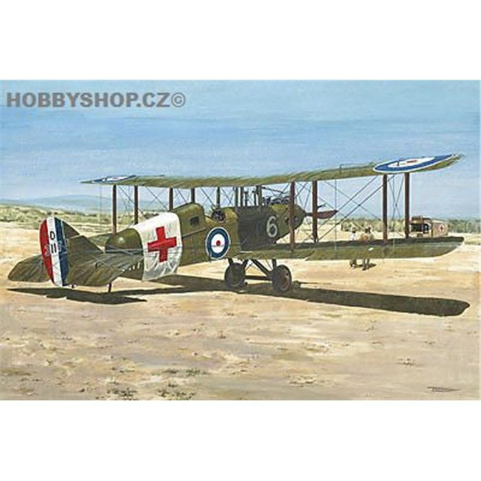 De Havilland D.H.9 Ambulance - 1/48 kit