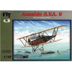 Ansaldo S.V.A. 9 - 1/48 kit