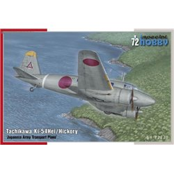 Tachikawa Ki-54 Hei Hickory - 1/72 kit