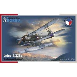 """Letov Š.328v """"Czechoslovak Floatplane"""" - 1/72 kit"""