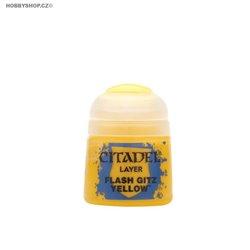 Layer: Flash Gitz Yellow 12ml